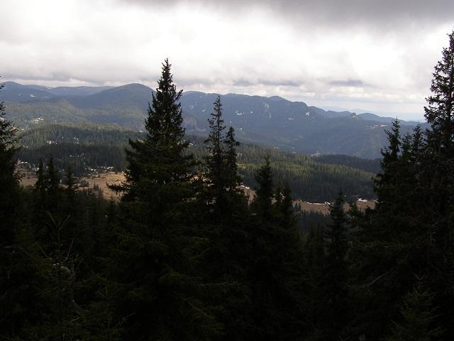 Гледка от резерват Шабаница