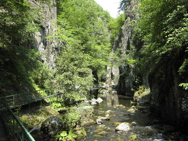 Защитена местност Девинска река, Западни Родопи