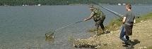 Риболов на язовир Доспат