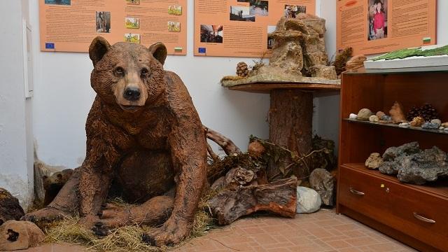 Макет на мечка, Музей на мечката